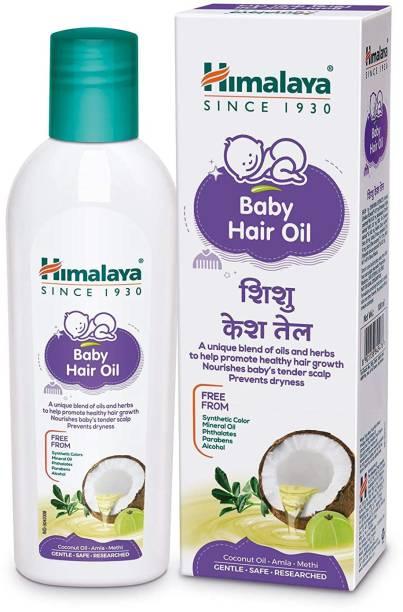 HIMALAYA BABY HAIR OIL SHISHU KESH TAIL Hair Oil