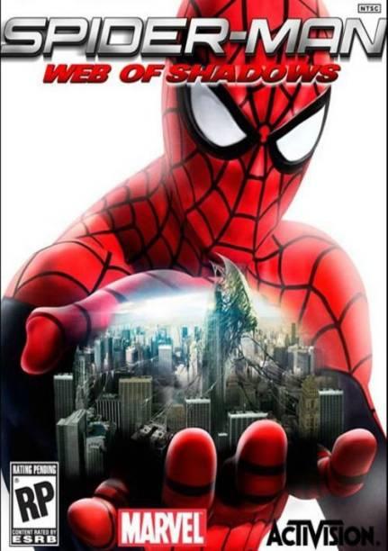SPIDER MAN WEBS OF SHADOW (SPIDERMAN GAME)