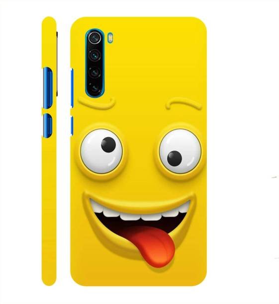 Lifedesign Back Cover for Mi Redmi Note 8