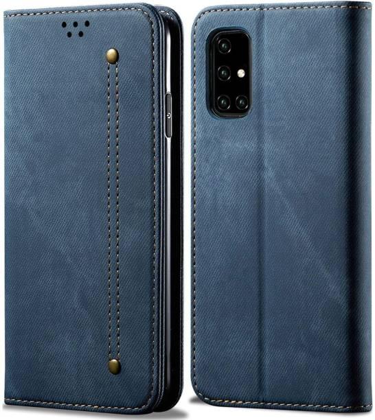 Swan Flip Cover for Samsung Galaxy A51