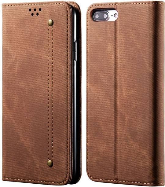 Swan Flip Cover for Apple iPhone 8 Plus