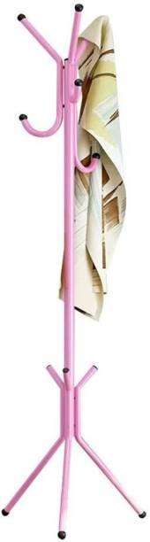Ada Coat Rack Coat Tree Hat Hanger Holder 11 Hooks for Jacket Umbrella Tree Stand with Base Metal Metal Coat and Umbrella Stand