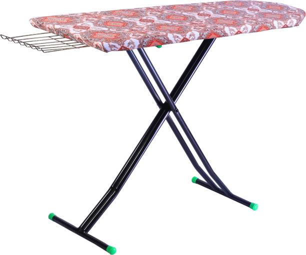 Deepkraj Heavy Made in India Iron Table Ironing Board