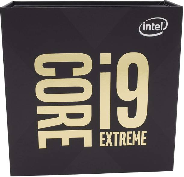 Intel Core i9-9980XE Extreme Edition 3 GHz Upto 4.4 GHz LGA 2066 Socket 18 Cores 36 Threads Desktop Processor