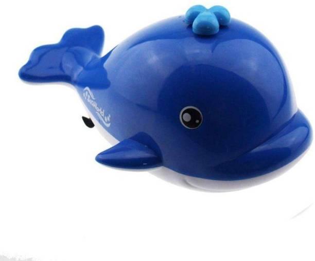 Hamleys Remote Control Whale Splash