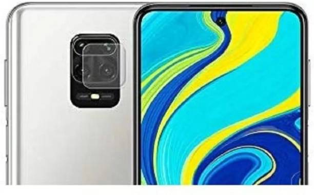 Hi-Tech Back Camera Lens Ring Guard Protector for Redmi Note 9 Pro Max