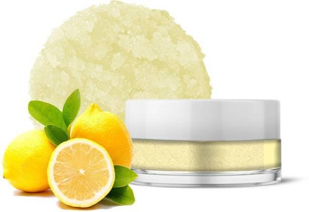 GOOD VIBES Lip Scrub - Lemon Scrub