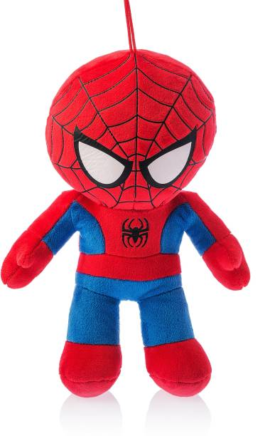 Dimpy Stuff Standing Spiderman Character  - 30 cm