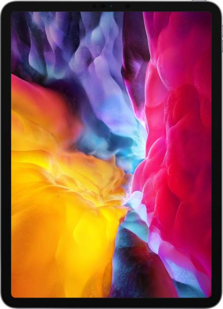 APPLE iPad Pro 2020 (2nd Generation) 6 GB RAM 128 GB ROM 11 inch with Wi-Fi Only (Space Grey)