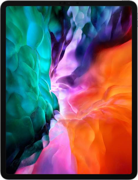 APPLE iPad Pro 2020 (4th Generation) 6 GB RAM 128 GB ROM 12.9 inch with Wi-Fi Only (Space Grey)