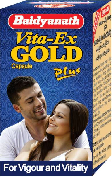 Baidyanath Vita ex gold plus