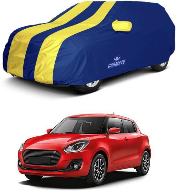 CARMATE Car Cover For Maruti Suzuki Swift (With Mirror Pockets)