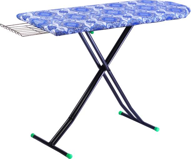 Deepkraj Heavy Multicolour Iron Table Ironing Board