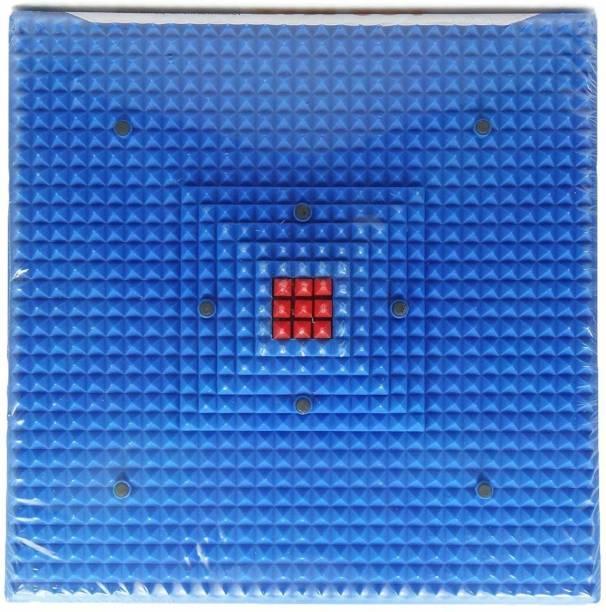 Acs Acupressure Reflexology Pyramidal Deluxe Mat 10 mm Accupressure Mat
