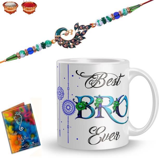 Plakasha creations Bracelet Mug  Set