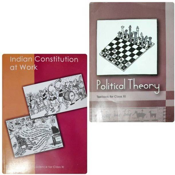 Ncert Political Theory +political Science Indian Constitution At Work11th