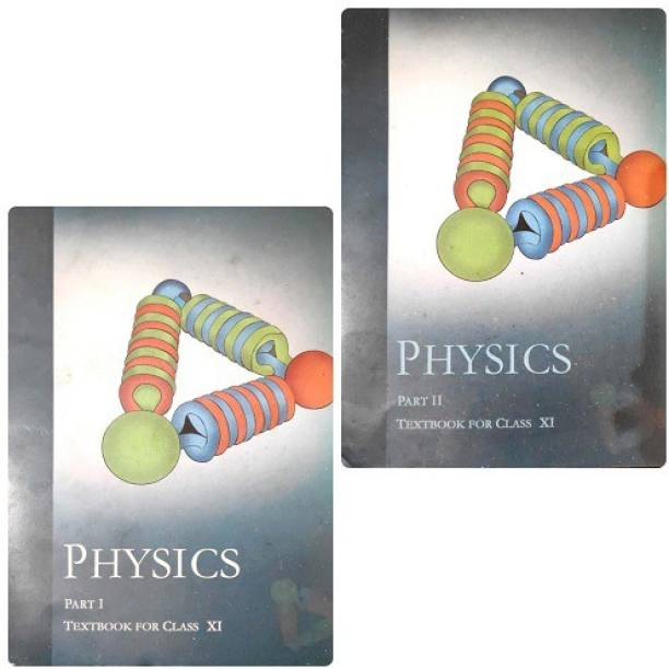 Ncrt Physics Part 1+2 Taxbook For Class 11th New