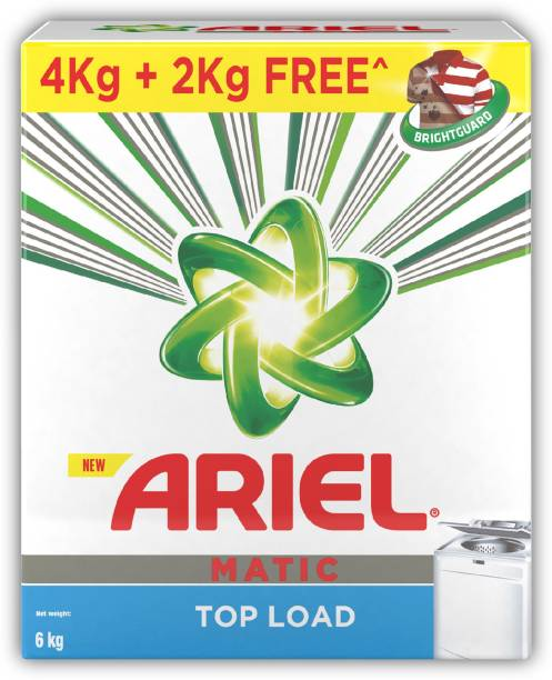 Ariel Matic Top Load Detergent Powder 6 kg