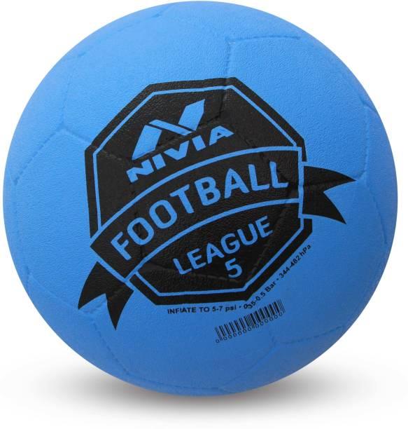 NIVIA LEAGUE MOULDED Football - Size: 5