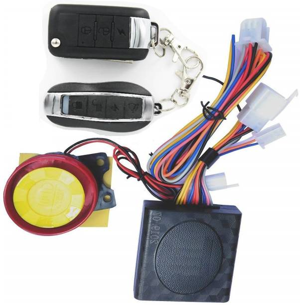 RA ACCESSORIES Two-way Bike Alarm Kit
