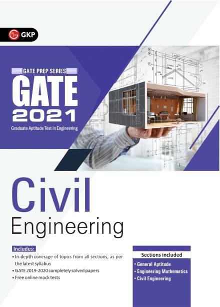 Gate 2021 Guide Civil Engineering