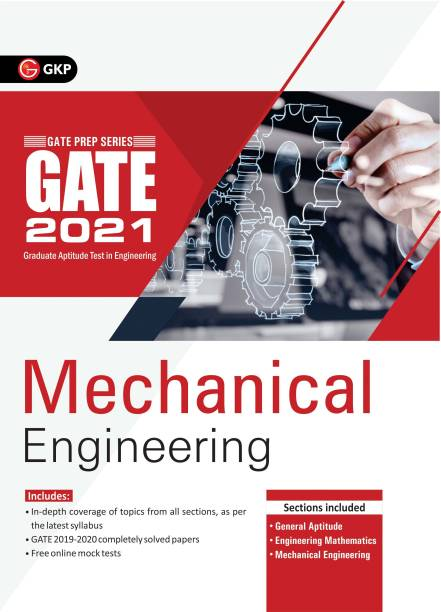 Gate 2021 Guide Mechanical Engineering