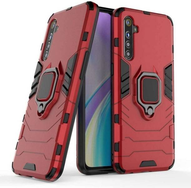Cover Alive Back Cover for Realme 6, Realme 6i