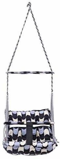Paybox KIds & Adults Foldable Cotton Swing Cotton Small Swing