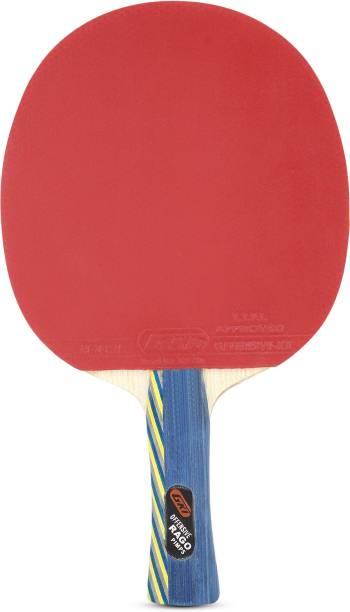 GKI Offensive Rago Multicolor Table Tennis Racquet