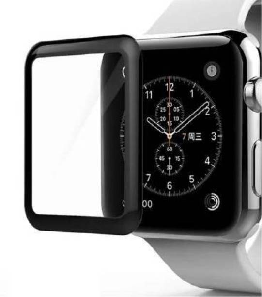 Mystry Box Edge To Edge Tempered Glass for Apple iWatch (42mm)