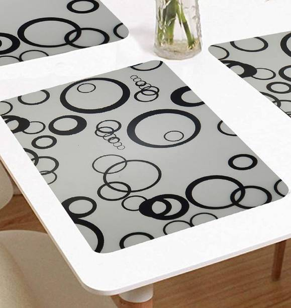 Star Weaves Rectangular Pack of 6 Table Placemat