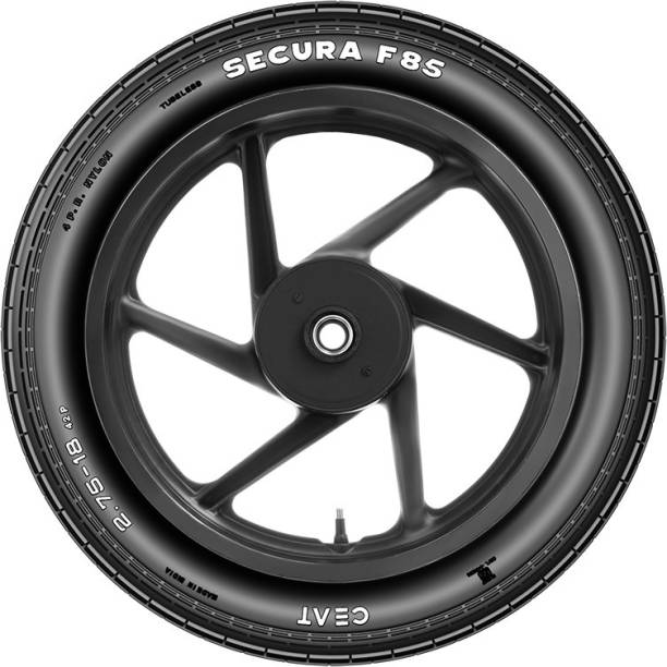 CEAT SECURA F85 42P 2.75-18 Front Tyre