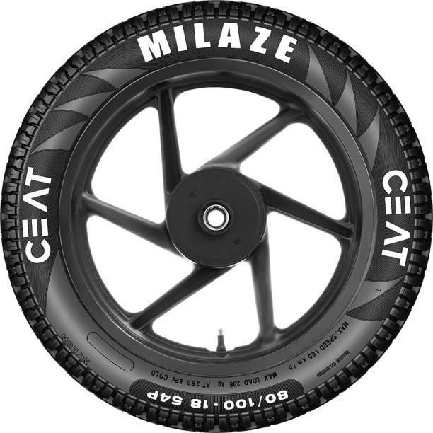 CEAT 103065 MILAZE 54P 80/100-18 Rear Tyre