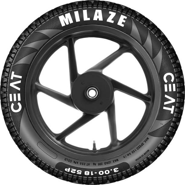CEAT 102974 MILAZE 52P 3.00.18 Rear Tyre