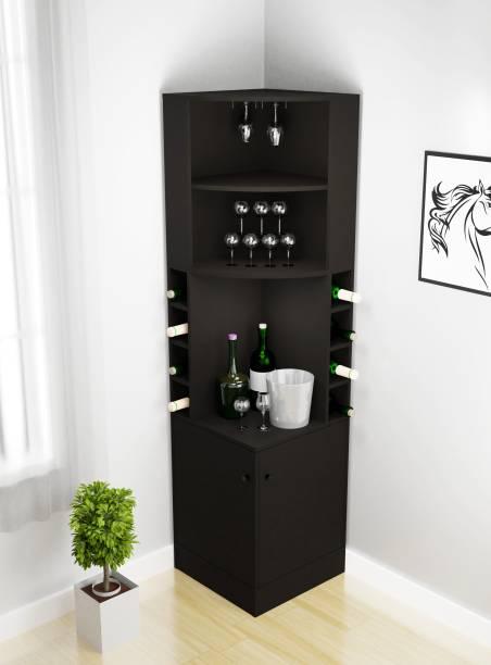 Barewether Engineered Wood Bar Cabinet