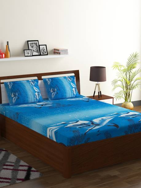 IWS 144 TC Microfiber Single Animal Bedsheet