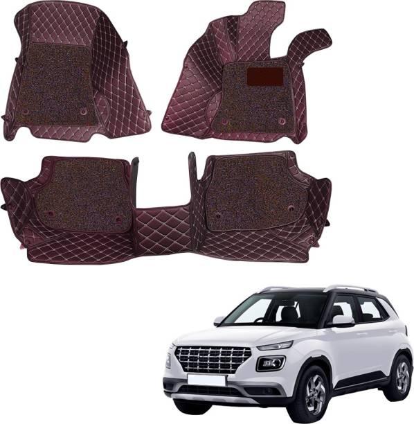UrbanLifestylers Leatherite 7D Mat For  Hyundai Venue