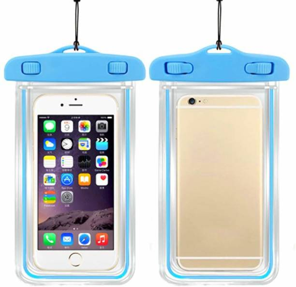 Flipkart SmartBuy Pouch for Waterproof Protection of Smartphones