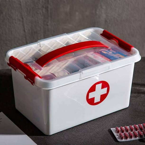 ShoppoStreet Medicine cabinet First Aid Kit