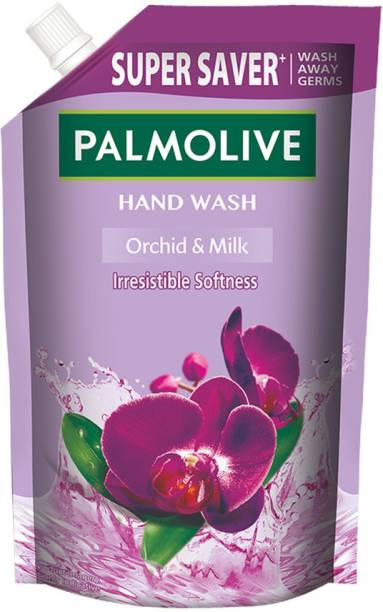 PALMOLIVE Orchid & Milk Saver Pack Hand Wash Pouch