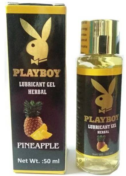 Aayatouch Play Boy Lubricant Gel Herbal Pineapple Flavor Lubricant