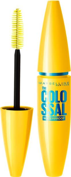 MAYBELLINE NEW YORK Volume Express Colossal Masacara, Waterproof 10 ml