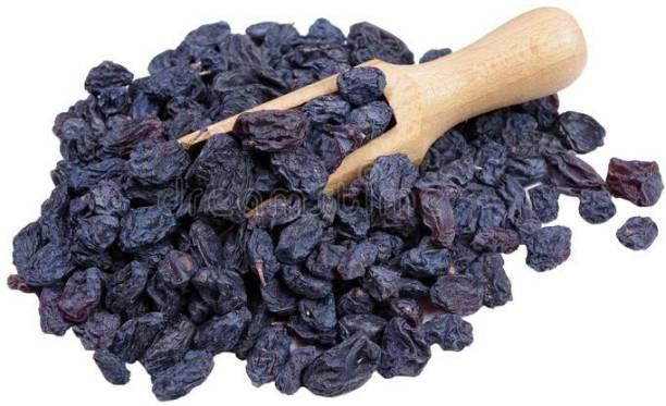 froods Super Quality Black Raisins With Chewable Seeds, Black Kismish Raisins