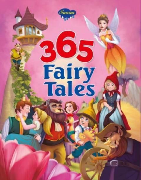 365 Fairy Tales By Sawan (Pb)