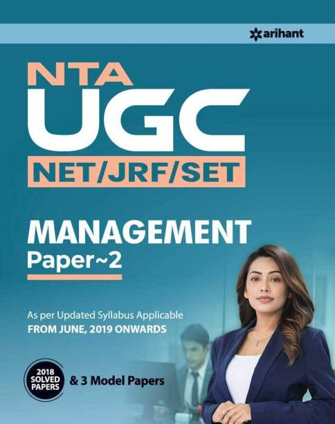 Nta UGC (Net/Jrf/Set) Management 2019
