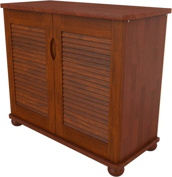 WOODNESS Terrence Engineered Wood Almirah