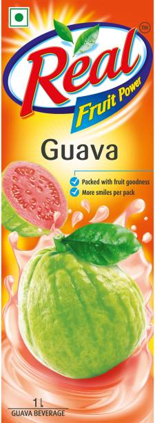 Real Fruit Juice Guava