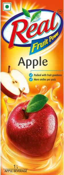 Real Fruit Juice - Apple