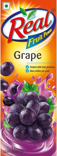 Real Fruit Juice Grape