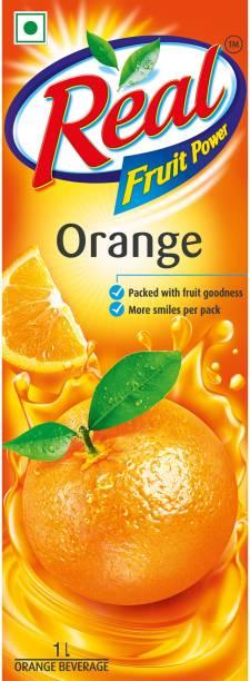 Real Fruit Juice - Orange